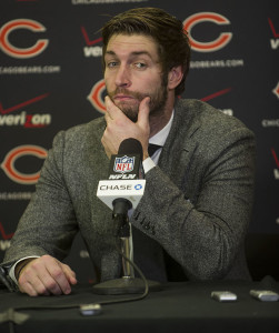 Jay Cutler Carves Up Vikings